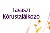 Március 13-án (hétfő) 18 órakor került sor a hagyományos Tavaszi kórustalálkozóra a Széchenyi István Egyetem Hangversenytermében (Győr, Kossuth L. u. 5., volt zsinagóga).